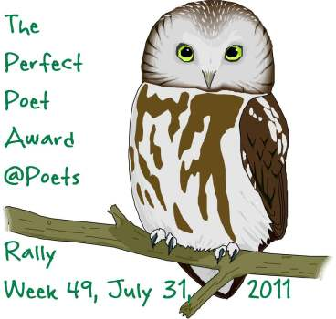 Perfect Poet Award Week 49